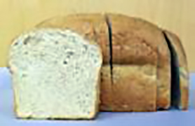 rye bread thin sliced