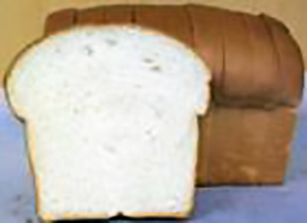 sour dough bread unsliced