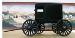 metal buggy