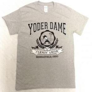 yoder dame t shirt reg size