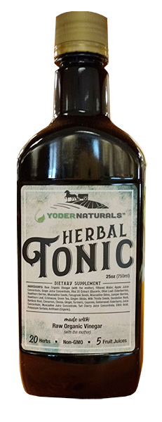 coders natural herbal tonic