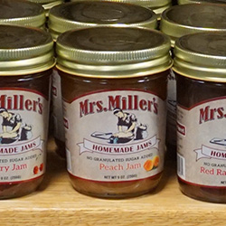 jams jellies spreads at mary yoders amish kitchen